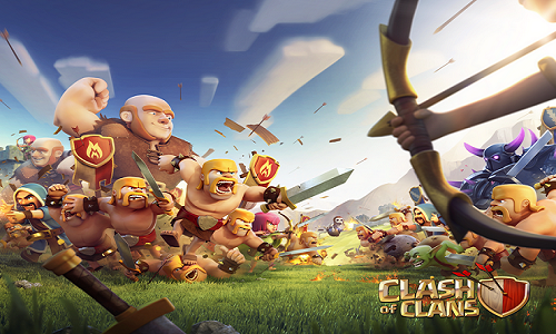 Clash of Clans for PC (Windows 7/8, Mac)