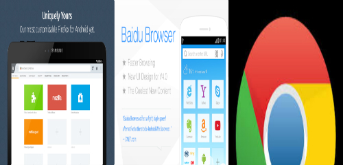 BEST WEB BROWSER FOR ANDROID