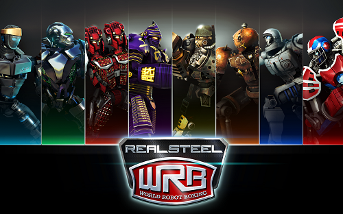 Real Steel World robot