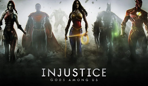 Instal Injustice: Gods Among Us