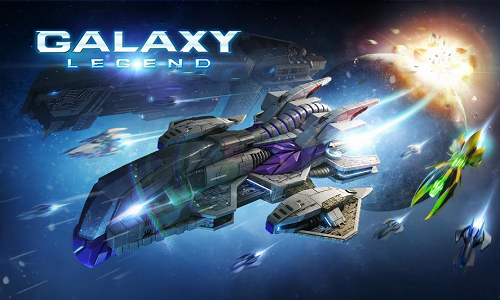 GALAXY LEGEND FOR PC(WINDOWS 7/8, MAC)