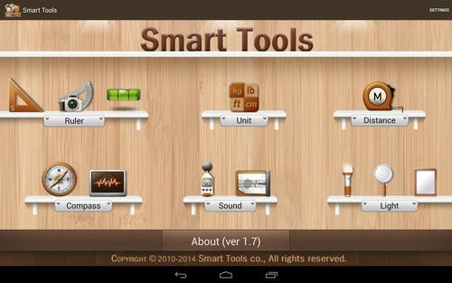 Smart Tools - Multipurpose App For Smartphone