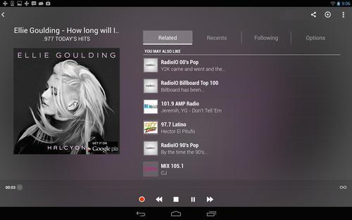 TuneIn Radio Pro - Best Radio Player for Smartphone