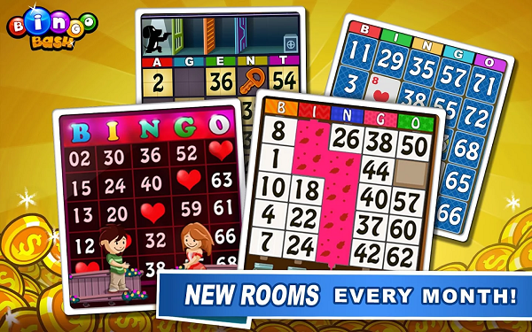 Where to get the New Bingo Bash  Get it and enjoy it