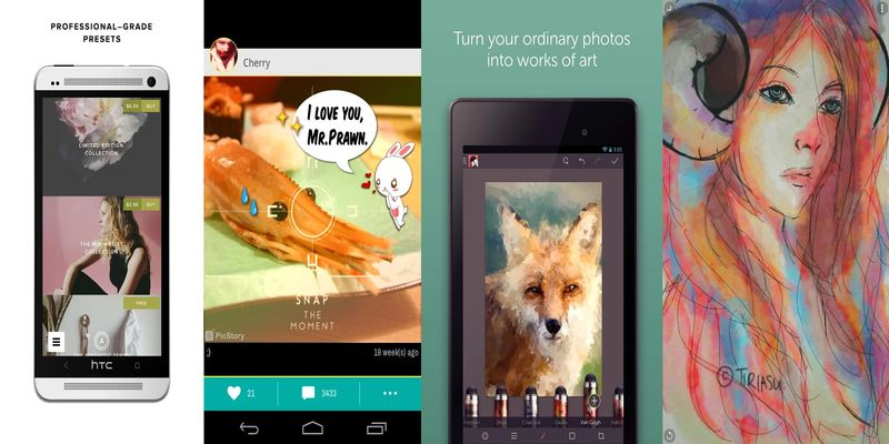 Best Photography Apps for Android Smartphone