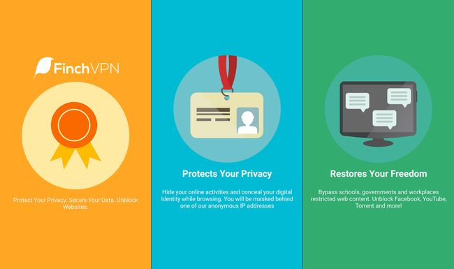 Best Free VPN for Android Phones and Tablets - Finch VPN