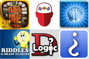 Brain Teaser Games for Android