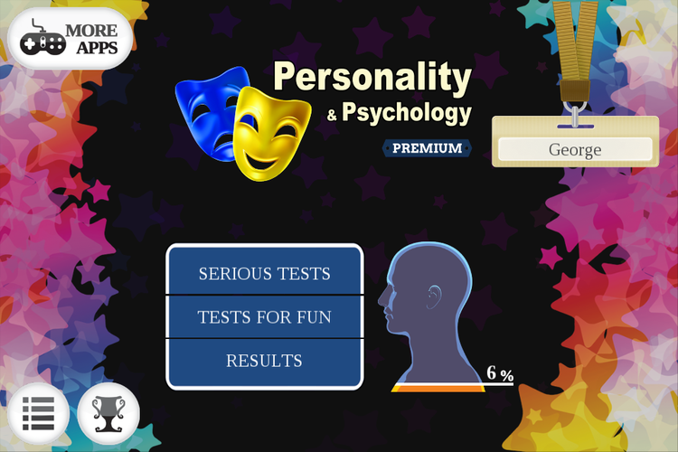 Personality Psychology Brain L