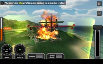 Flight Pilot Simulator 3D Free-Simulation Games for Android
