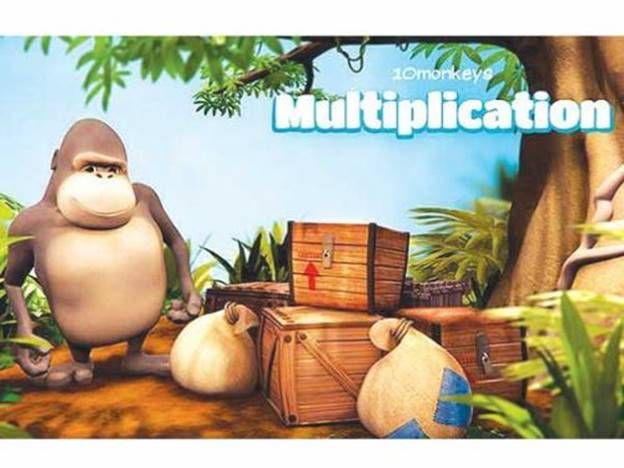 10MONKEYS MULTIPLICATION
