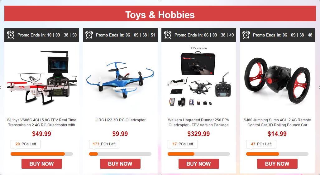 GearBest Biggest Clearance Sale GearBest.com