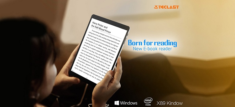 Teclast X89 Kindow Reader Tablet PC