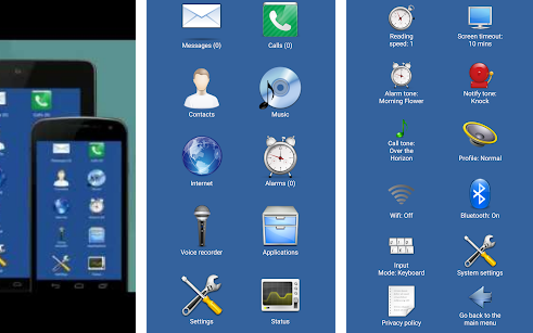 Android Apps for the Visually Impaired and Blind